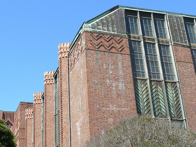 Roosevelt Middle School, San Francisco by dct66, via Flickr
