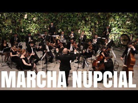 Marcha Nupcial | Mendelssohn | Musica de Entrada da Noiva | Coral e Orqu... - https://www.youtube.com/watch?v=KtIYEVMKPg4