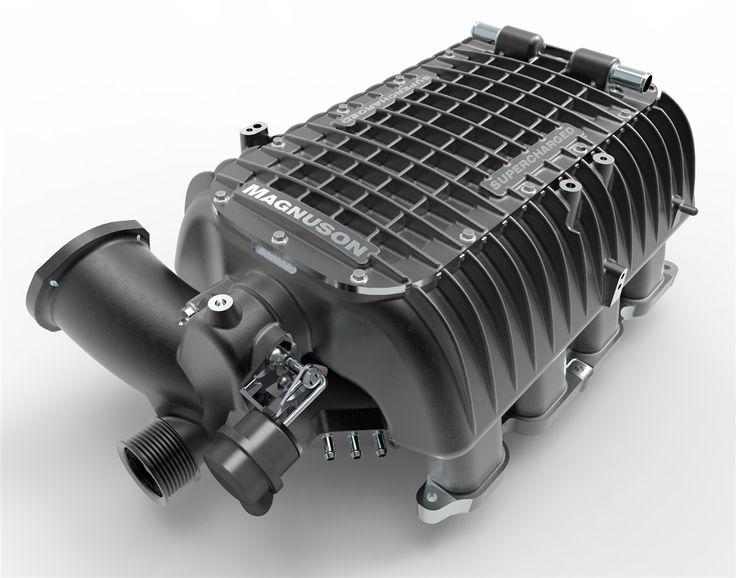 Toyota Tundra 3UR-FE 5.7L V8 Flex Fuel Supercharger System
