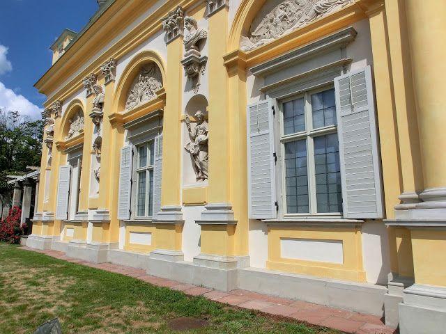 WWW Wiersze Wycieczki Wspomnienia: Pałac i park w Wilanowie