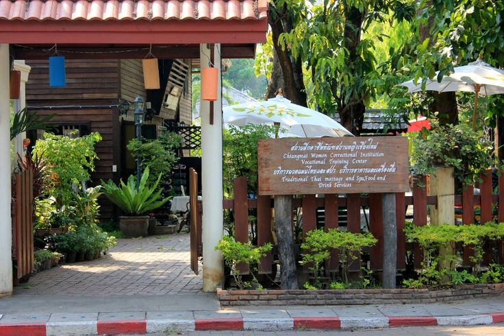 Massage from Womens Prison in Chiang Mai, Thailand