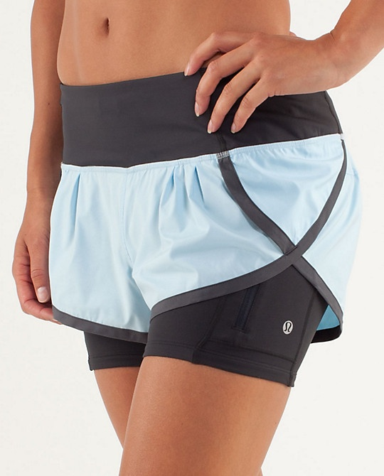 cross fit shorts! Love. Lulu Speed Squad Short