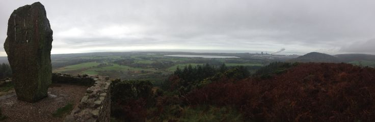 Day 1 small stop for the views beautiful #whatwedo #aircadets #atc