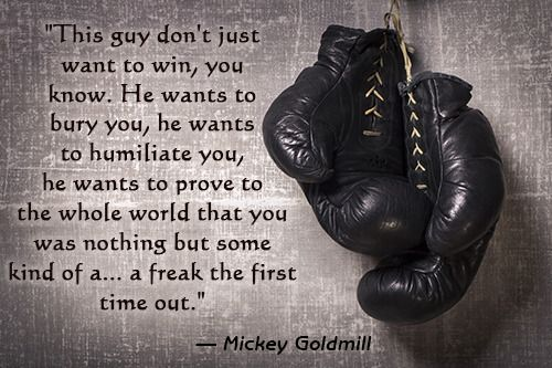 Famous Rocky Balboa Quotes from the Rocky Film Series