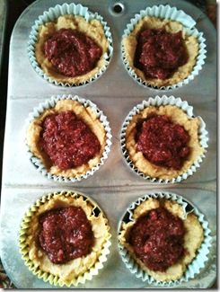 Chia Jam Power Muffins YES PLEASE!