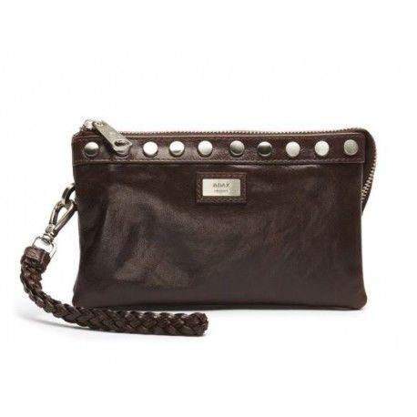 Adax clutch brun 131369