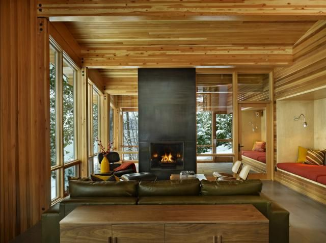 DeForest Architects. Rustic ModernModern ...