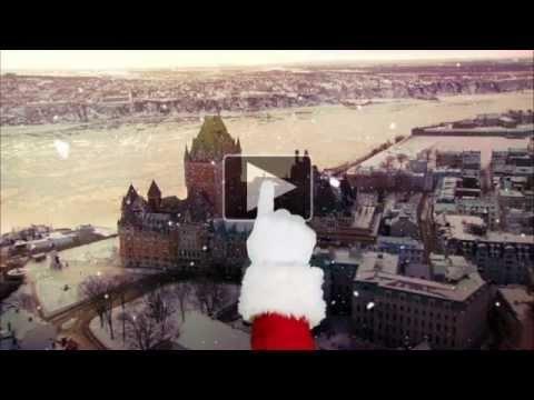 Joyeuses fêtes de l'Office du tourisme de Québec! Toute l'équipe est heureuse de vous transmettre ses vœux les plus sincères en cette période de réjouissances. Plein de bonheur, d'amour, de joie, de féerie et de moments précieux avec vos proches. Que ce temps des fêtes soit des plus heureux et que la nouvelle année soit des plus généreuses. http://www.regiondequebec.com/noel