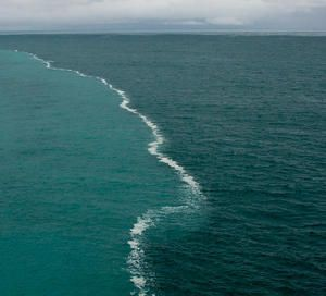 baltic and north seas meet density