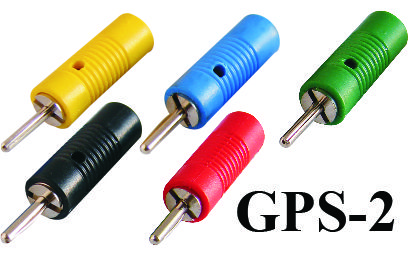 2MM Plugs Stackable #BananaPlugsSockets #BananaPlugs #BananaSockets #PlugsSockets # Plugs # sockets #GaurangEnclosures Mfg: www.gaurang.com