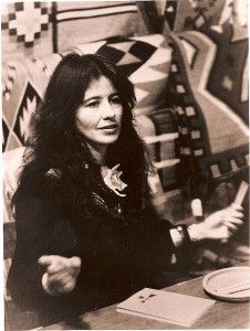 Joy Harjo (Mvskoke), Founding Board Member and former National Leadership Council member for the Native Arts and Cultures Foundation http://www.nativeartsandcultures.org