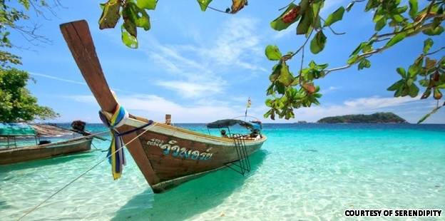 Koh Lipe / Thailand - Small, remote, no airport. Perfection in three little words.