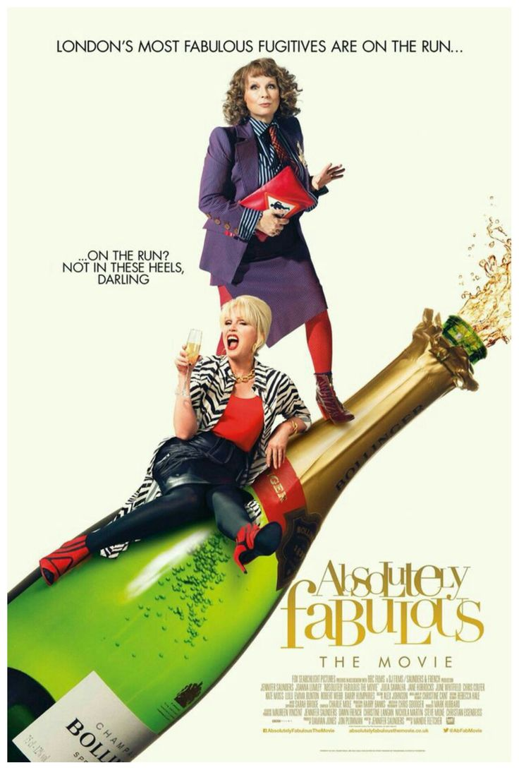 304. Absolutely Fabulous Movie (2016)