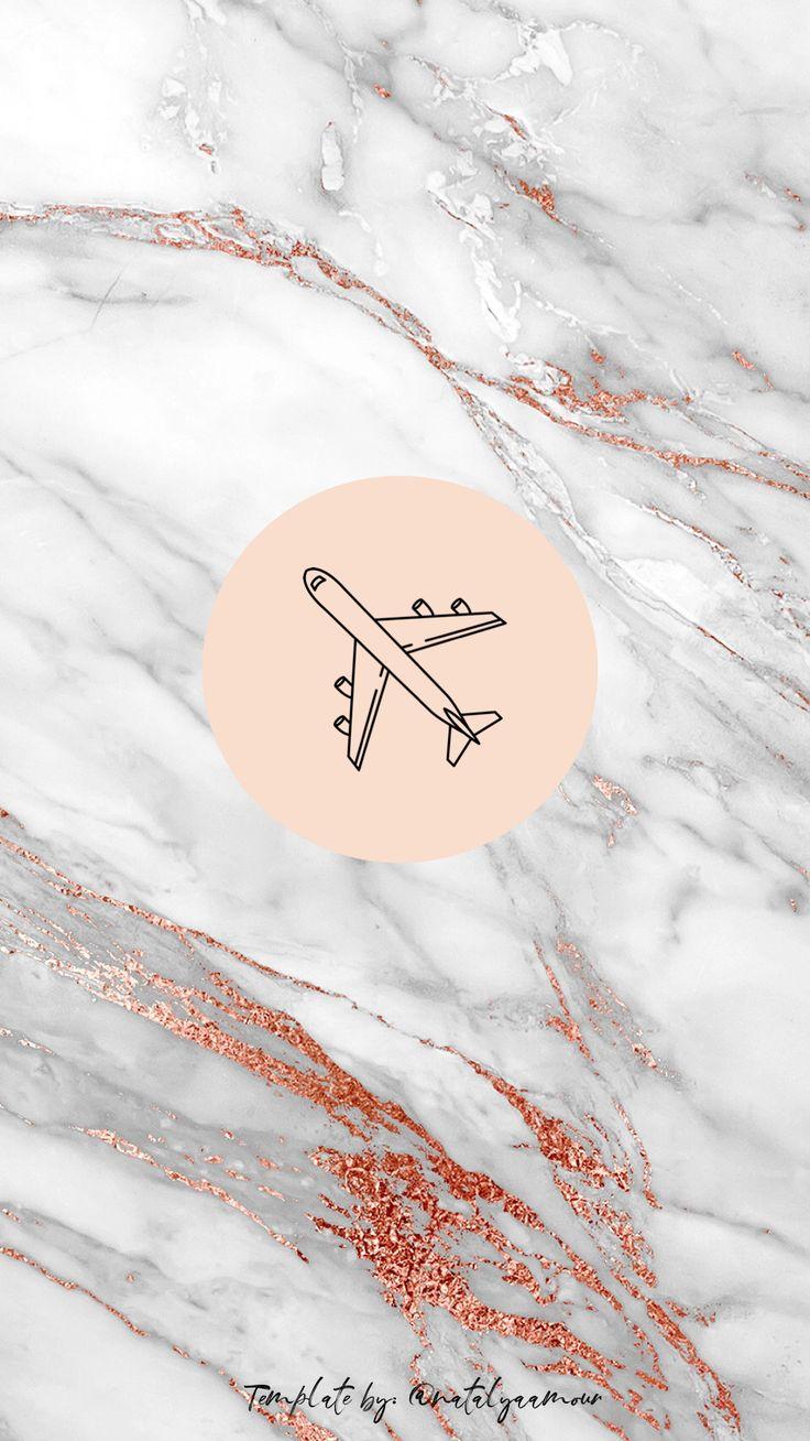 instagram highlight covers free in 2020 | Free instagram, Rose gold highlights, Instagram aesthetic