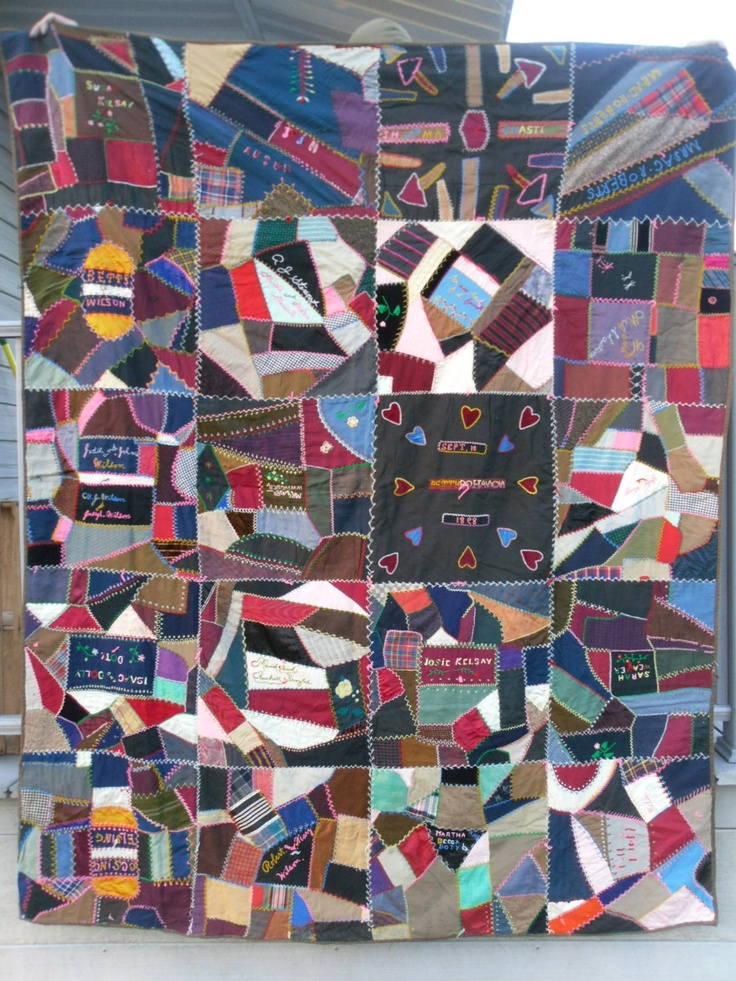 dating antique quilts This books ( clues in the calico: guide to identifying and dating antique quilts [full] ) made by barbara brackman about books none to download please cl.