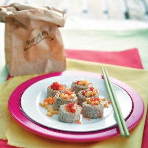 Sandwich Sushi #Kids #Lunchbox #SouthAfrica