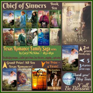 My review and giveaway. Chief of Sinners is an excellent book in dealing with sin and consequences. Buddy is a Christian man dogged with lust and remorse can he beat his addiction?
