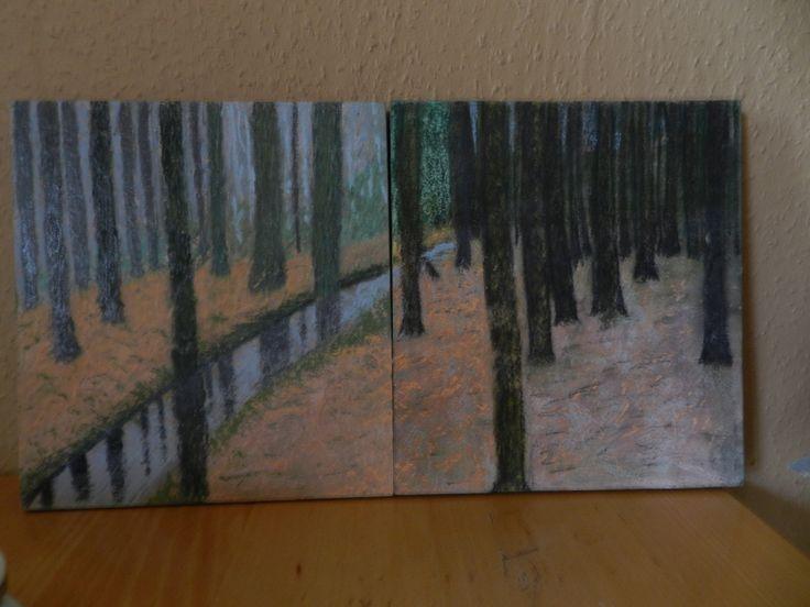 25 beste idee n over landelijke schilderijen op pinterest borden met country spreuken schuur - Schilderij kooi d trap ...