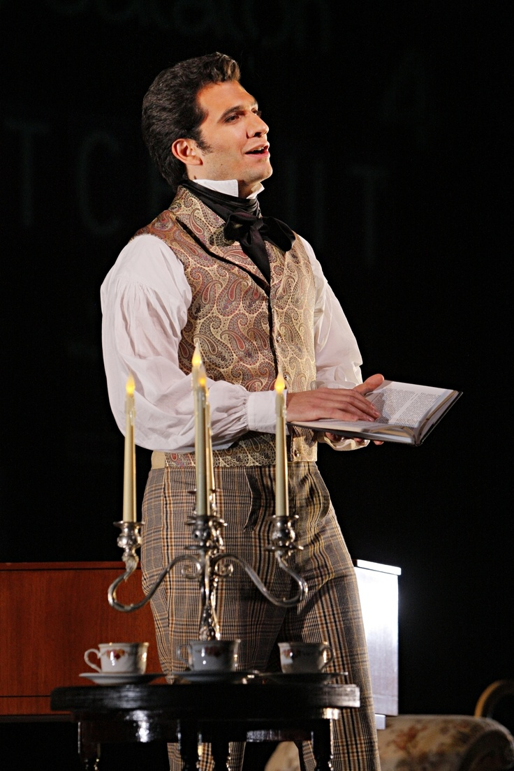 best wuthering heights images daniel o eric margiore as edgar linton in the minnesota opera production of wuthering heights 2011 acirccopy michal