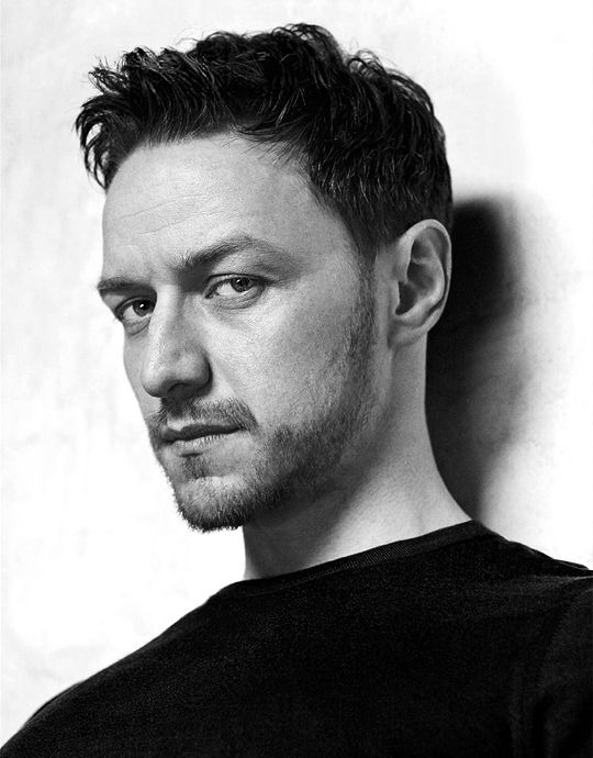 James McAvoy photographed by Robbie Fimmano