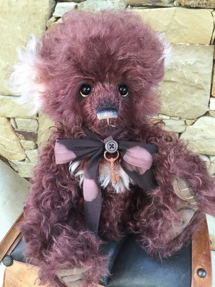 Daydreamer Charlie Bears Isabelle Lee Collection Mohair Bear