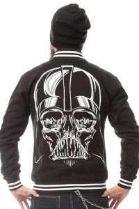 College Jacke - Skull Lord