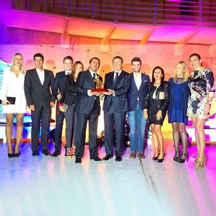 Conguitos, premio al Comercio dedicado a la Venta de Calzado #conguitos #comunicacion #premio
