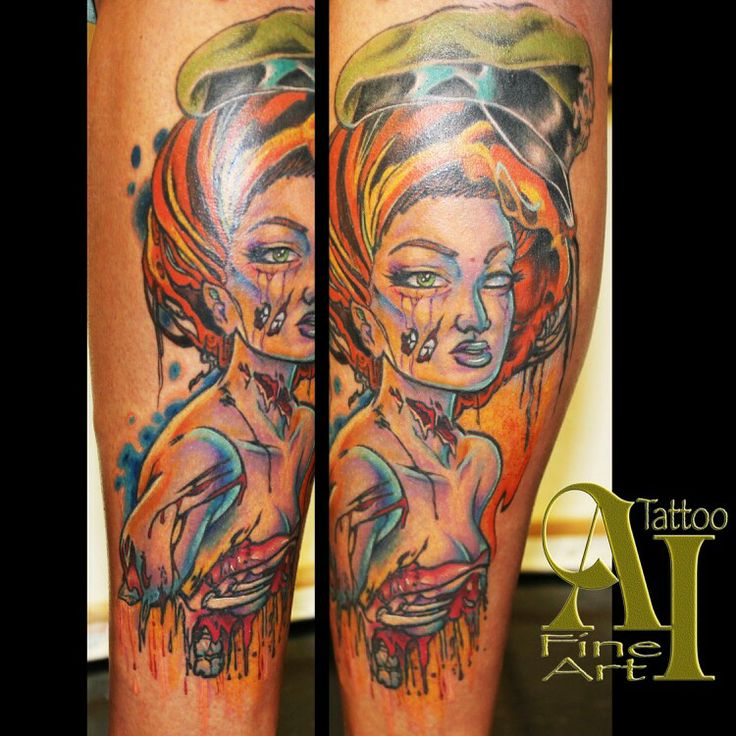 12 best back tattoo ideas images on pinterest geishas for Tattoo artists orange county
