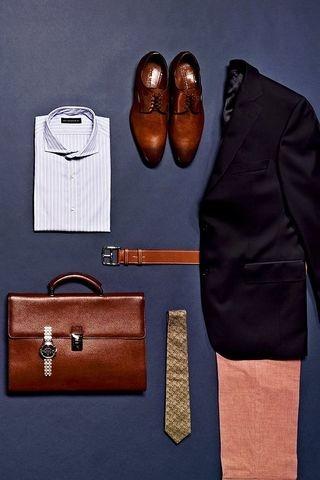 14 best men 39 s professional dress images on pinterest business attire corporate attire and guy. Black Bedroom Furniture Sets. Home Design Ideas