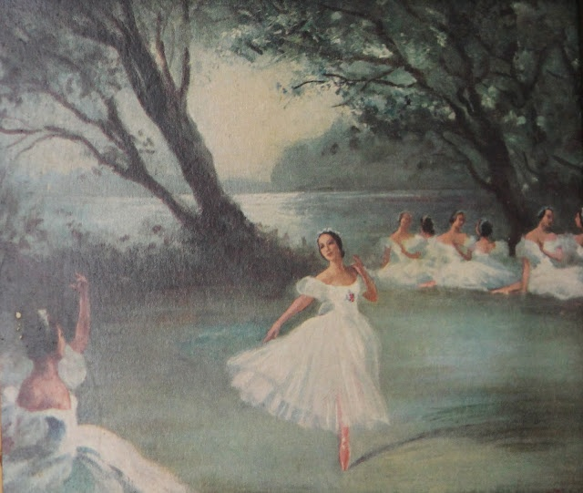 17 Best Images About Vintage Ballet And Swans On Pinterest