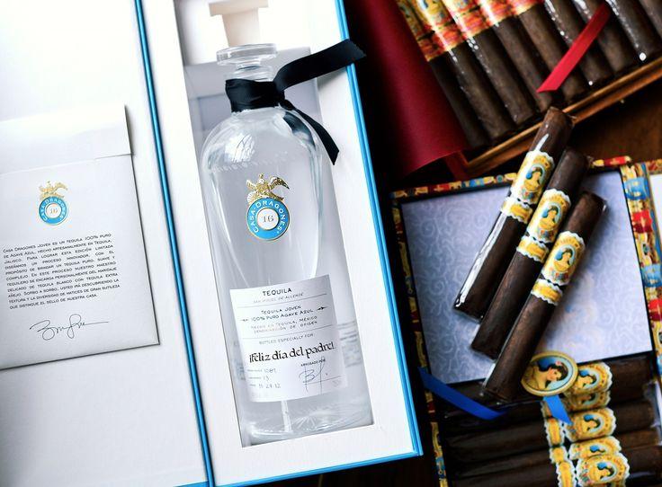 Tequila Casa Dragones joven 2