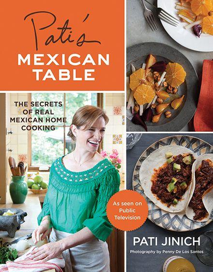 Pati's Mexican Table cookbook