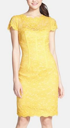 Gorgeous lace sheath dress http://rstyle.me/n/k7dnrnyg6