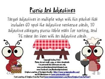 Worksheets Adjectives Definition Drawing top 25 ideas about the adjective on pinterest sentence structure target adjectives in multiple ways with this packet that includes 60 spot cards