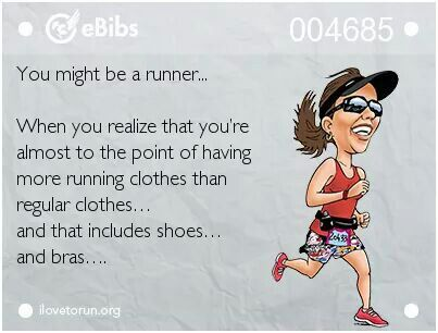 I am that runner!