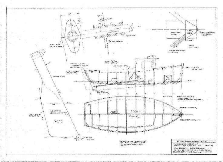 Flat Bottom Boat Design - WoodWorking Projects & Plans