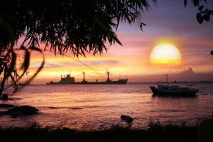 Vung Tau Beach, Vietnam