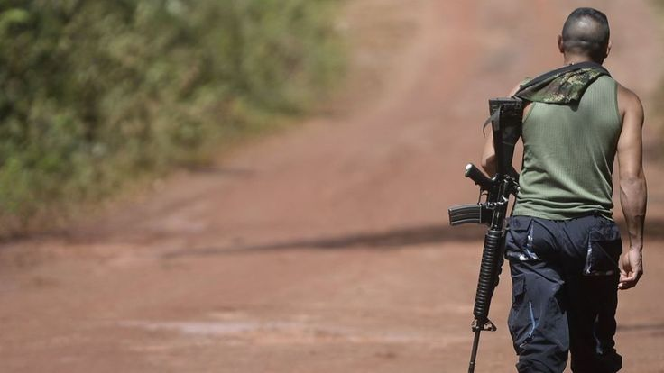Image copyright                  Getty Images             Image caption                                      The rebels have committed to hand over all their weapons by 20 June                               Farc rebels in Colombia say they have handed over 30% of their arms to... - #Announces, #Begins, #Colombia, #Farc, #Handover, #Timochenko, #Weapons, #World_News