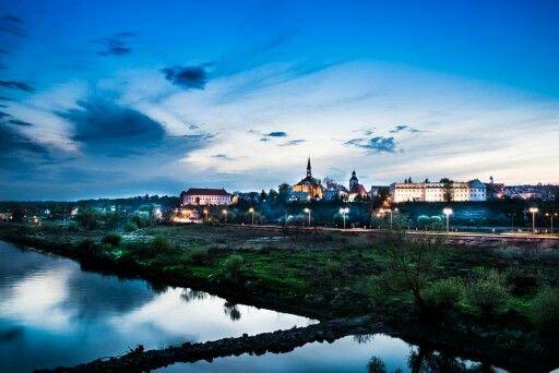 Sandomierz, panorama