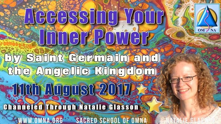 Channeled Message Accessing Your Inner Power by Saint Germain and the Angelic Kingdom