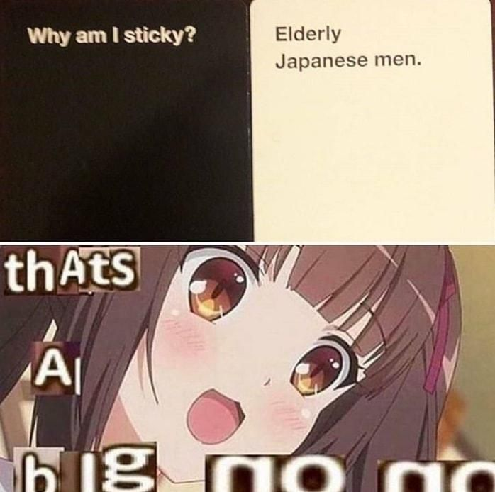 Very Big No No Geek Culture Do You Like Memes Visit My Site For Many More Anime Memes Anime Animegirl Anime Anime Memes Funny Anime Memes Anime Funny