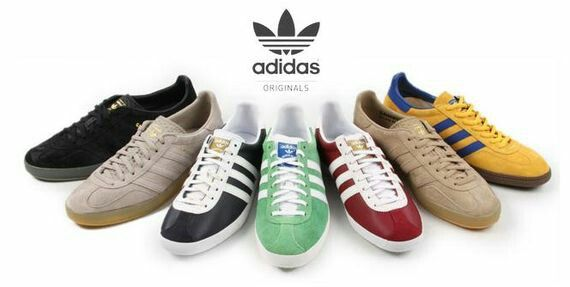 ADIDAS ORIGINALS ADVERT