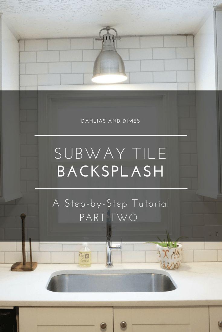 How Hard Is Laying Tile Backsplash Kitchen