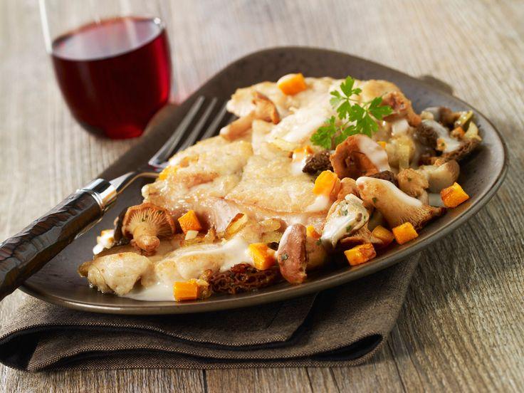 Découvrez la recette Ris de veau landais sur cuisineactuelle.fr.
