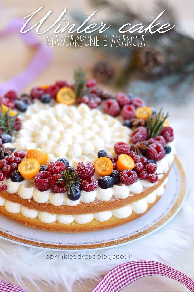 Dicembre è mese di compleanni a casa mia. E compleanni, per me, vuol dire torte.  Mio fratello e il mio fidanzato sono nati rispett...