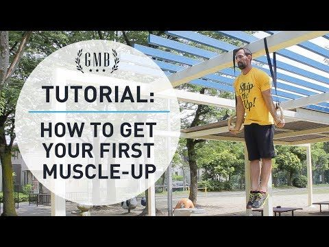 Muscle-Up Tutorial - How to Do a Strict Rings Muscle-Up (without frustration)   GMB Fitness
