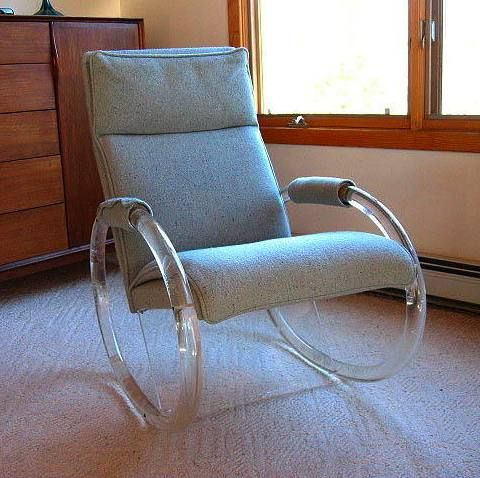 ... on Pinterest  Rocking chairs, Louis ghost chairs and Ghost chairs