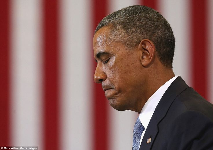 President Barack Obama speaks about the My Brother's Keeper initiative, intended to help y...