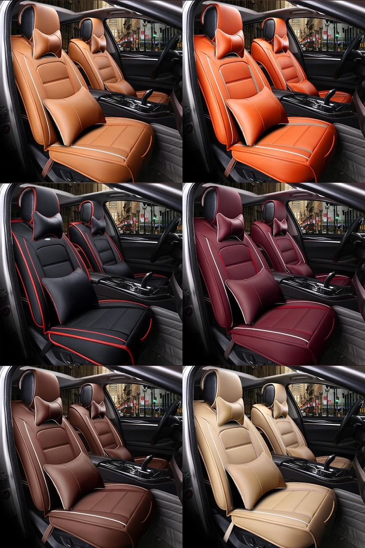 visit to buy front rear special leather car seat covers for honda