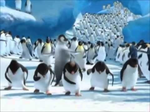Happy birthday to you (Dancing Penguins) by Dj Bobo - YouTube